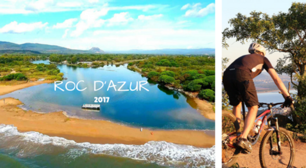 "Special offer ""Roc d'Azur 2017"""
