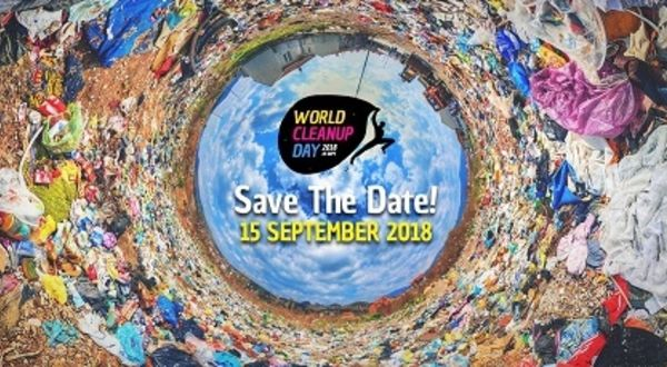 World Clean Up Day 2018 : Ensemble nettoyons l'Argens