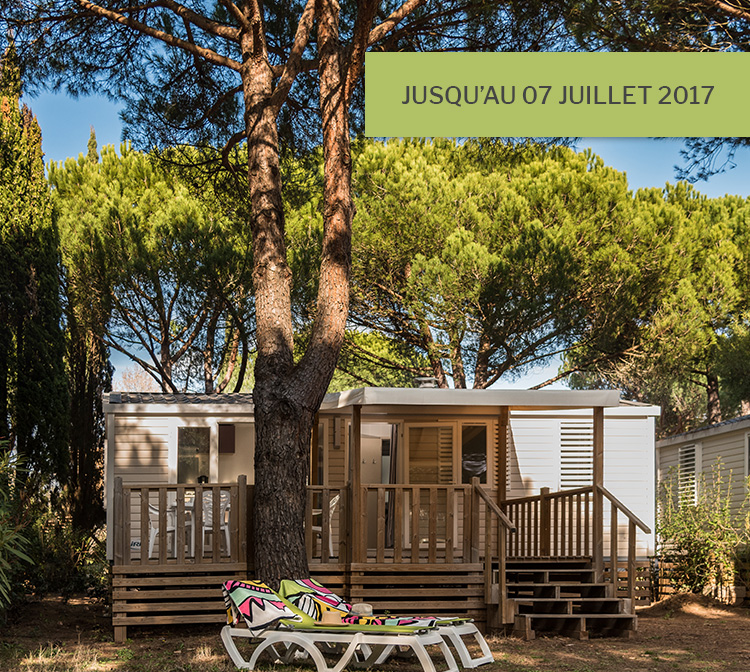Promotion camping 4* fréjus 14 = 12